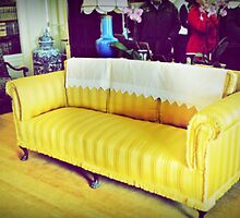 vintage couch  by hayleyi