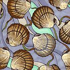 Shells Pattern by lottietc