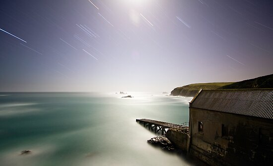 Lizard Point Night by igotmeacanon