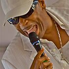 Ali Ollie Woodson, Lead Singer, The Temptations by Ray Schiel