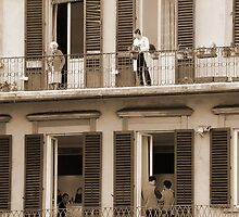 Balcony Life by PeteG