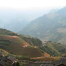 Longji Terraces by L- M-K