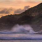 Tempest - Warriewood Beach , Sydney - The HDR Experience by Philip Johnson