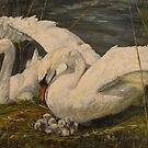 On the nest by Beatrice Cloake