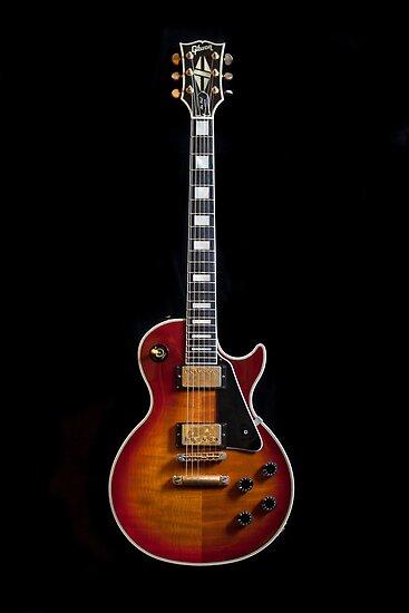 Gibson Les Paul Custom by Paul Thompson