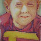 Dawson in Pastel by Christopher Clark