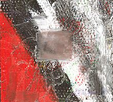 Trini-Sq (Abstract)© by DwPaintings