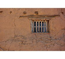 Remnants of the Past - Old Mesilla, New Mexico Photographic Print