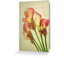 Lit From Within Greeting Card