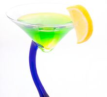 Martini time by Jeffrey  Sinnock