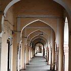 corridor by debjyotinayak