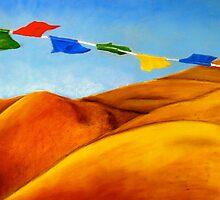 Tibetan Landscape by seanh