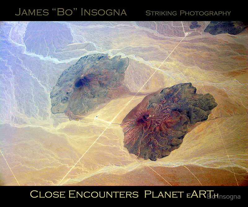 Close Encounters - Planet eARTh by Bo Insogna