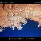Lake Mead Shores - Planet eARTh by Bo Insogna