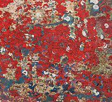 Years revealed in colour chips. by Elisabeth van Eyken