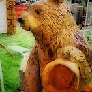 Chainsaw Bear by shutterbug2010