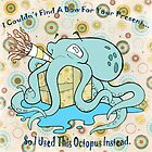 Even Octopuses Love Birthdays by Abbi Ptak