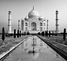 Reprise - Taj Mahal by Andrew To