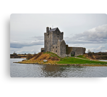 Dunguaire Castle, Kinvara, Co. Galway . Canvas Print
