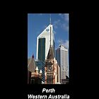 Spikes in Perth City by TeAnne