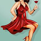 Red Wine by Patricia Anne McCarty-Tamayo