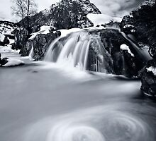 Swirls and Curls by Chris Miles