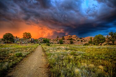 Trail to Hell by Bob Larson