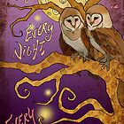 Owl Love by Abbi Ptak