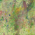 Watercolor Abstract, 2010 by SarahACohen