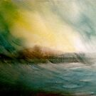 Seascape...Squall by  Janis Zroback