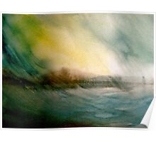 Seascape...Squall Poster