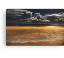 ALMIGHTY SCENE Canvas Print
