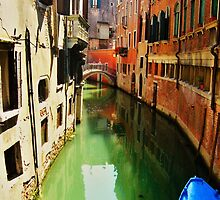 Venice by CORA D. MITCHELL