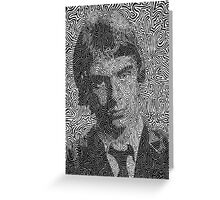 Paul Weller - Show the fakers Greeting Card