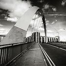 Clyde Arc - mono by Daniel Davison