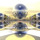 Spherical Reflections  by Hugh Fathers