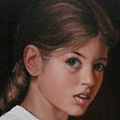 """Letter forJoanne"",  Detail by Cathy Amendola"