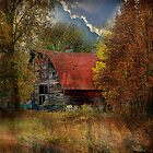 Old Barn by Tizme