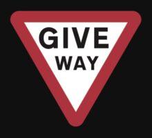 Give Way by Stuart Robertson Reynolds