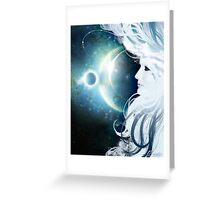 XVI - The Moon Greeting Card