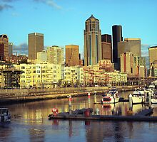 Seattle by leksele