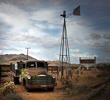 Slash X Ranch by CarolM