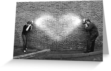 Photographers in Love by Mark Van Scyoc