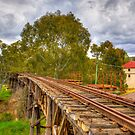 Gundagai Rail Bridge 2 by rudolfh