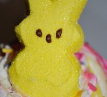 Happy Easter Cupcake  by Michelle BarlondSmith
