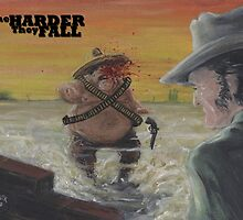 The Harder They Fall by Conrad Stryker