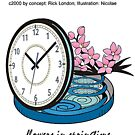 Flowers In Springtime: By Londons Times Cartoons by Rick  London