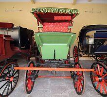 A chariot. by debjyotinayak