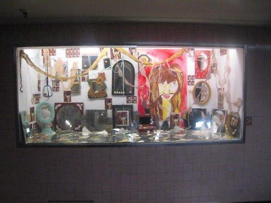Mirror mirror off the wall by CrystalKnight