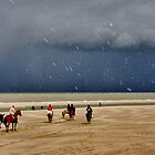 Easter on the North Sea Beach....... by Adri  Padmos